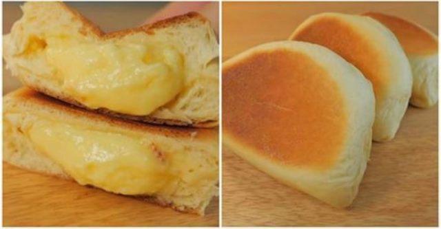 Обалденные булочки без духовки с нежным заварным кремом – рецепт, рожденный в СССР