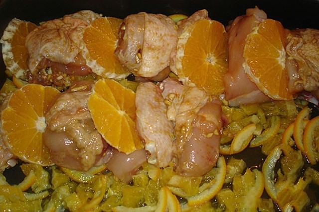 Курочка в апельсинах — ЭТО ЛЮБИМОЕ БЛЮДО МОЕГО МУЖА. ГОТОВИЛА ПО РАЗНЫМ РЕЦЕПТАМ, НО ЭТОТ РЕЦЕПТ САМЫЙ УДАЧНЫЙ