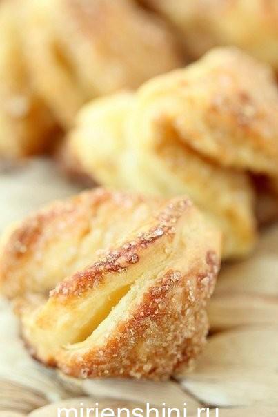 Рецепт вкуснейшего творожного печенья. Лучше любых магазинных творожных печенек
