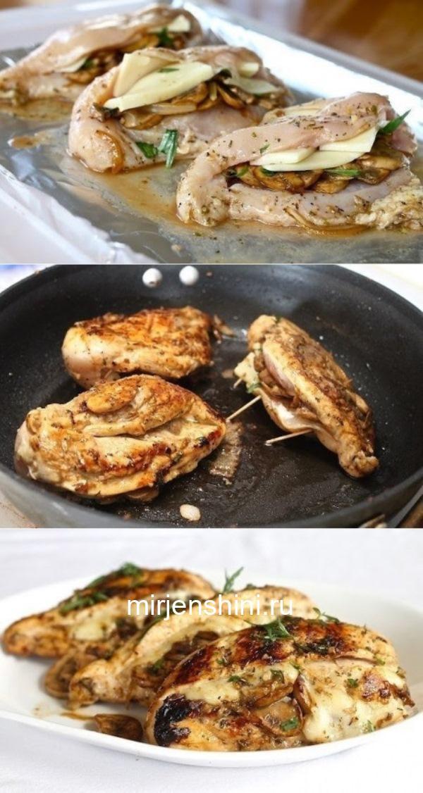 Рецепт фаршированной курицы, которому я никогда не изменяю