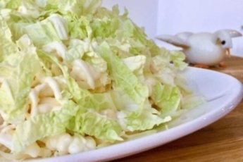 Салат «Лебединый Пух»: можно готовить хоть каждый день 1