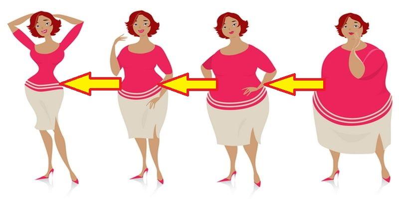 changes-of-size-after-diet