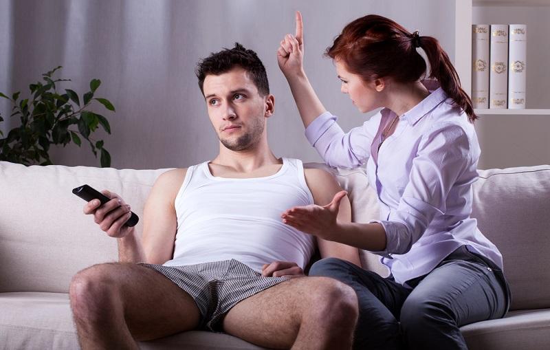 woman-threatening-husband