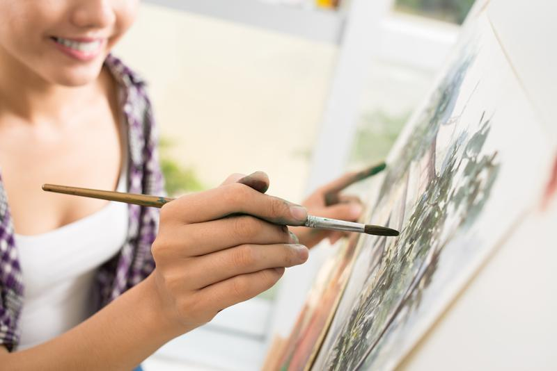 talented-artist